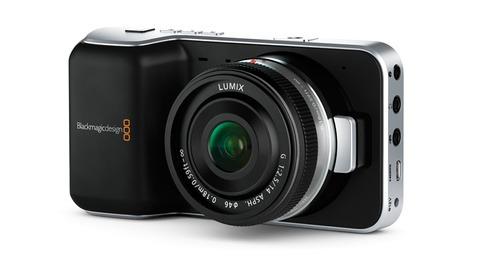 Blackmagic Design Announces the Crazy Small Pocket Cinema Camera