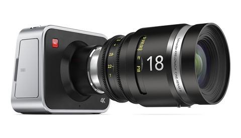Blackmagic Has a New 4K Production Camera