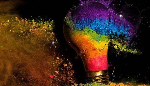 Exploding Light Bulbs Caught At High Speeds
