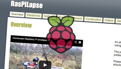 Build Your Own Motorized Dolly With RasPiLapse