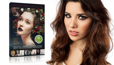 Fstoppers Reviews Digital Photo Retouching: Beauty, Fashion and Portrait Photography E-book