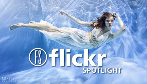 Shooting Portraits Underwater Can Create Beautiful Results