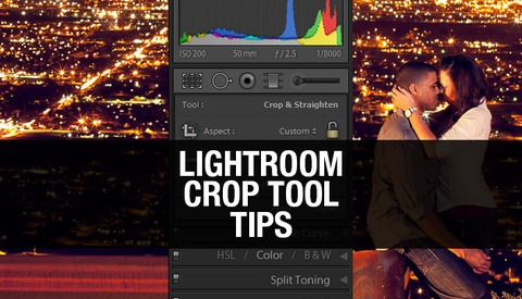 Keyboard Shortcuts Worth Learning for the Crop Tool in Lightroom