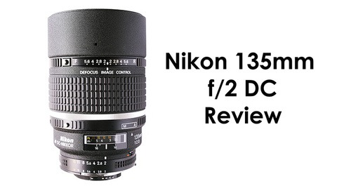 The Best* Portrait Lens You've Never Heard Of: The Nikon 135mm f/2