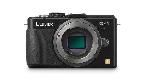Panasonic's DMC-GX1 Micro Four Thirds Camera Price Drops Again: $239