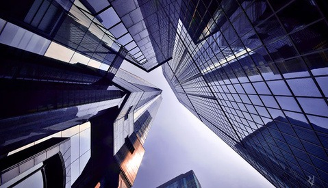 Vertical Horizon: A Series of Hong Kong From a New Perspective