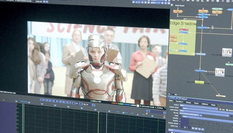 Behind the Scenes of Verizon's Iron Man Commercial