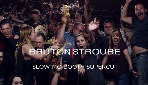 Super Slo-Mo Photo Booth Fun by Bruton Stroube