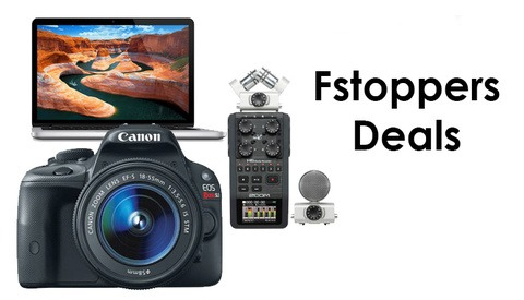 Zoom H6 Available for Preorder, Discounts on Macbook Pro and Canon EOS SL1