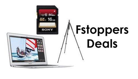New Macbooks! Sony SD Card Deals, Rebates from Manfrotto and More!