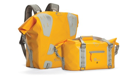 Going on an Extreme Photography Adventure? Lowepro's New Bag Will Keep Gear Dry