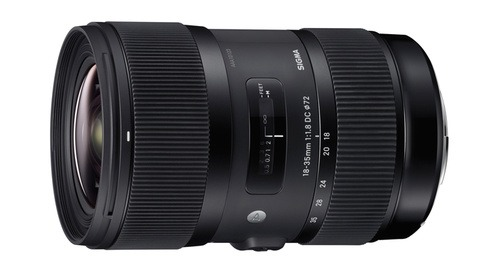 Price Finally Announced for Highly Anticipated Sigma 18-35mm f/1.8 DC HSM