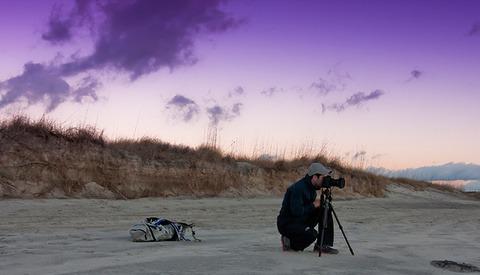 Inside the Mind of Landscape Photographer Benjamin Edelstein