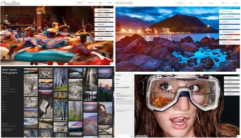 Fstoppers Review PhotoShelter's New Portfolio Websites