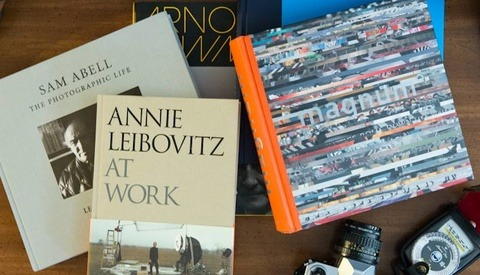 Five Inspirational Photography Books