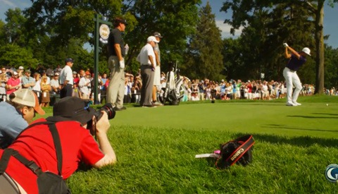Golf Channel's BTS On Being A Sports Photographer