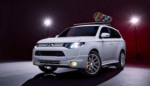 Studio Lighting for Cars