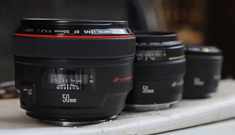 Which 50mm Lens Should You Buy? Kai From DigitalRev Compares Models