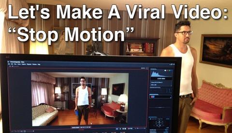 Let's Make A Viral Video: Stop Motion
