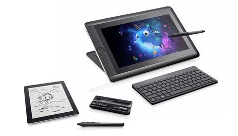 Wacom Announces Two Portable Cintiq Tablets And A Pressure Sensitive iPad Stylus