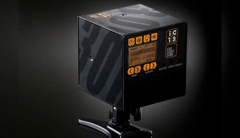 The LED Light Cube Wants to Redefine Your Idea of Photo Light