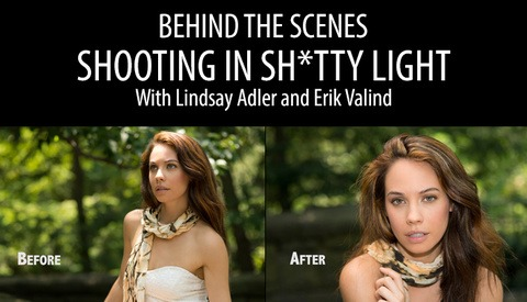 Behind the Scenes: Shooting in Sh*tty Light