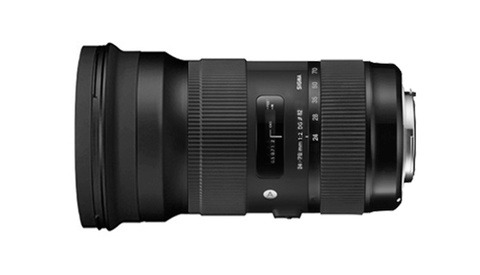 Is This the Rumored Sigma 24-70 f/2 Lens?