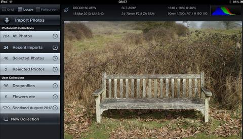 Photosmith Could Keep Photographers Organized on the Go