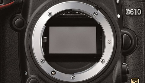 Nikon Announces the Nikon D610