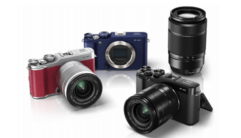 Fujifilm X-A1 with 16-50mm Lens and Wacom Intuos Pro In Stock!
