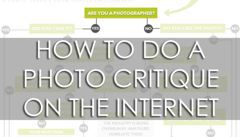 How to Critique Someone's Work