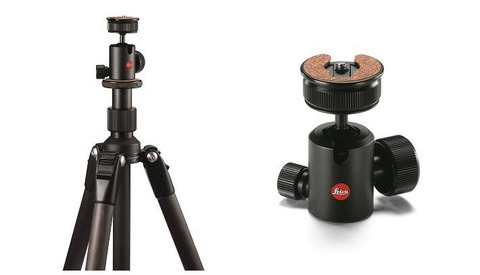 Leica Introduces Tripod, Camera Mounts