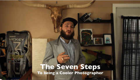 7 Steps to Being a Cooler Photographer with Jimmy Hickey