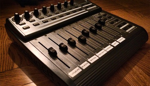 DIY Win: How To Connect a MIDI Controller Desk to Lightroom 5