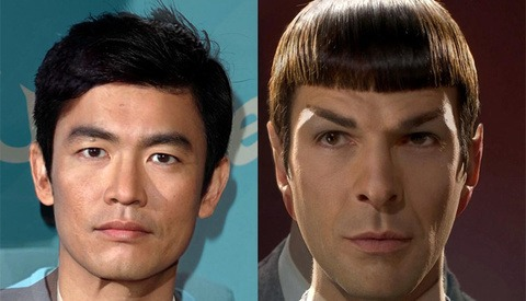 Star Trek Past and Present