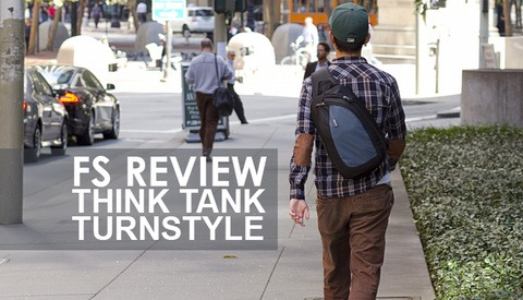 Looking for a New Sling? Don't Miss Think Tank's TurnStyle