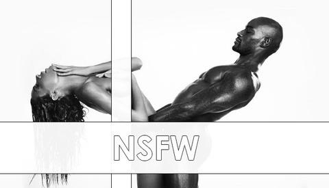 [NSFW] Tyson Beckford & Transgender Model Ines Rau Bare All!