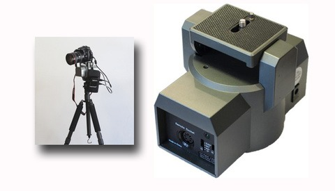 CamRanger's New Wireless Motorized Tripod Head