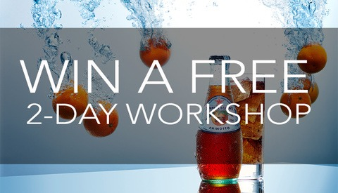 We're Giving Away a $1,200 Workshop Today on CreativeLIVE
