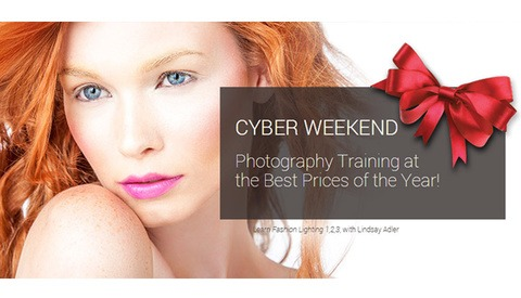 Last Day to Save on Kelby Training.com: Cyber Weekend Deal