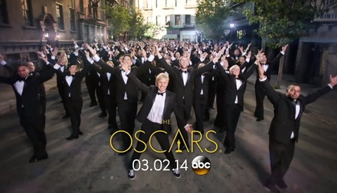 Behind the Scenes of the Oscars (Academy Awards) Trailer