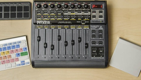 Fstoppers Reviews PFixer MIDI Controller for Lightroom