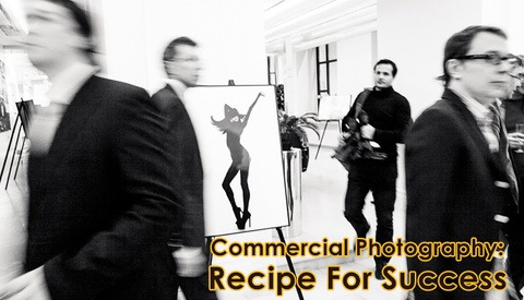 Commercial Photography: Recipe For Success