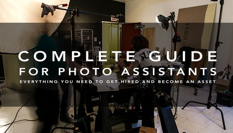 Complete Guide To Becoming A Photo Assistant