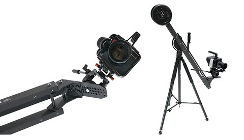 Looking for a Video Crane? Pro Am Has a New Light Weight Option
