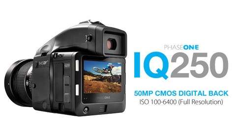 Phase One Released The First Amazing CMOS Medium Format Camera And It's Ready To Ship