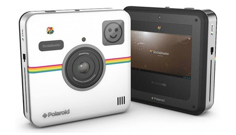 Polaroid's Socialmatic Will Be Here This Fall