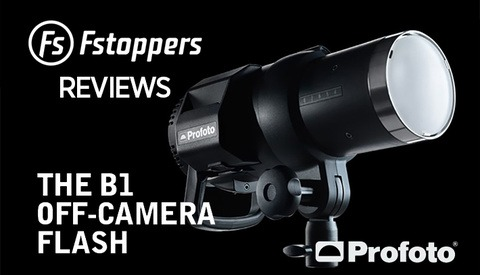Fstoppers Reviews The Profoto B1 Studio Strobe