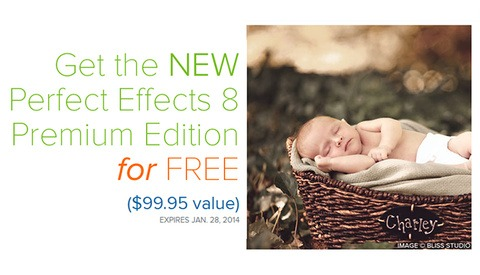OnOne Offers Perfect Effects 8 for Free Until Jan. 28th ($99 Value)