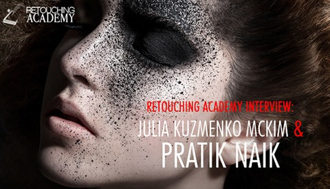 A Podcast Interview About The Retouching Industry With Julia Kuzmenko McKim